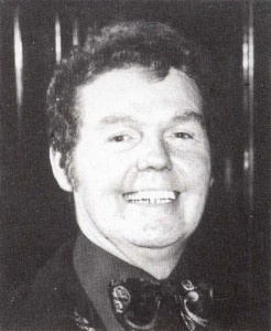 Edward Child - musical director, 1983 - 1989