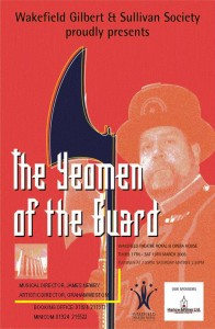The Yeoman of the Guard poster 2005