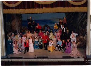 The Pirates of Penzance full cast